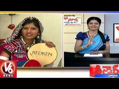 Maatakaari-mangli-Funny-Conversation-with-Savitri-Teenmaar-News-12-03-2016