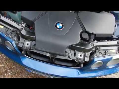BMW E46 Motor Luftfilter Wechsel EBA 316ti Compact 3er Benzin