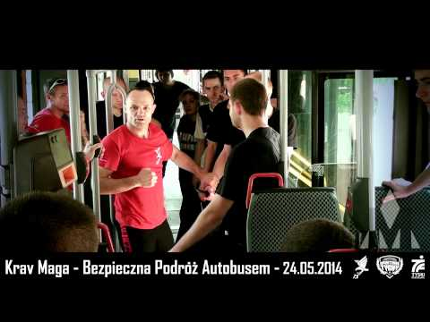 Krav Maga – Bezpieczna Podróż Autobusem. Tychy, 24