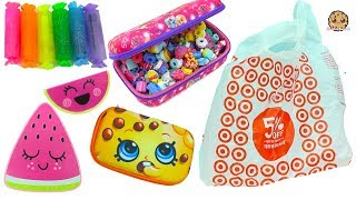 Video Target Haul - Shopkins Dollar Items, Back To School, Num Noms  - Cookie Swirl C Video MP3, 3GP, MP4, WEBM, AVI, FLV Agustus 2018