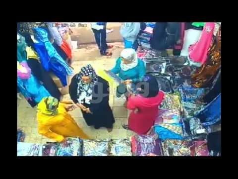 ملابس - لحظة سرقة سيدات لـ «ملابس حريمي» من داخل محل Veto Gate | http://www.vetogate.com Facebook | https://www.facebook.com/Vetogate Twitter | https://twitter.com/V...
