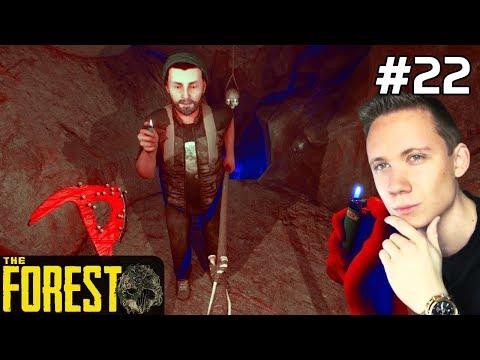 The Forest PL Gameplay [#22] WALKA! Nie PRZEKLINAJ! /z Paweł