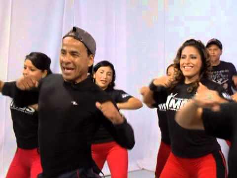 En Forma, Bailoterapia con Marino Show Dance 2do Programa 3/3