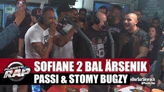Video Sofiane, 2 Bal, Ärsenik, Passi, Stomy Bugsy en live #PlanèteRap MP3, 3GP, MP4, WEBM, AVI, FLV Oktober 2017