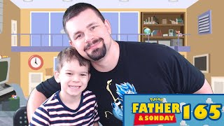 Father and Sonday! | Opening Pokemon Cards with Lukas #165 by The Pokémon Evolutionaries