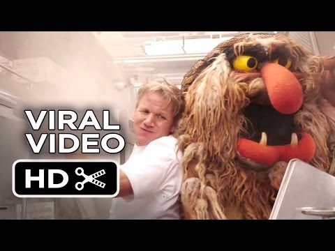 muppets - Subscribe to TRAILERS: http://bit.ly/sxaw6h Subscribe to COMING SOON: http://bit.ly/H2vZUn Like us on FACEBOOK: http://goo.gl/dHs73 Muppets Most Wanted Viral Video - Food Fight! (2014) -...