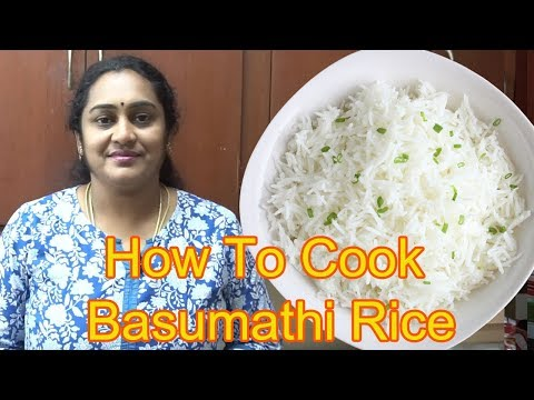 How To Cook Basmati Rice Lenthy & Non Sticky In Tamil By Gobi Sudha | Super Tips For Basmati Rice