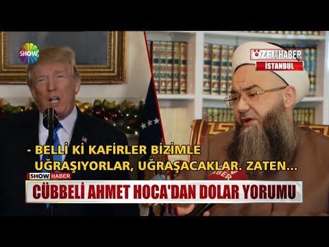 Cübbeli Ahmet Hoca'dan Dolar yorumu (видео)