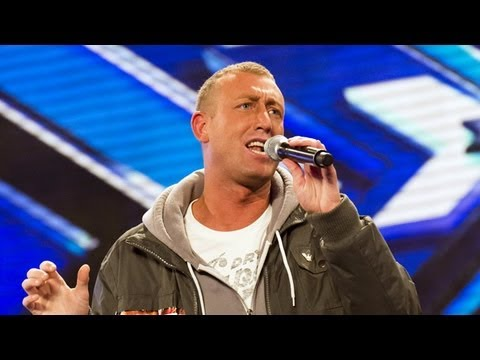 Christopher Maloney's audition - Bette Midler's The Rose - The X Factor UK 2012 - YouTube