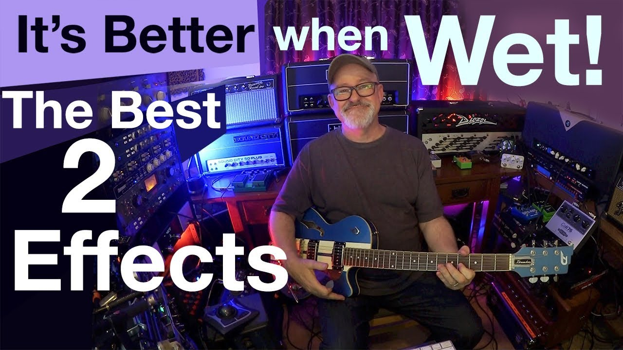 It's Better When Wet | The Best Two Effects | Tim Pierce | Guitar Lesson | Learn To Play