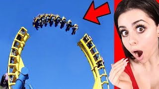 Video CRAZY Roller Coasters YOU WONT BELIEVE EXIST ! MP3, 3GP, MP4, WEBM, AVI, FLV Juli 2019