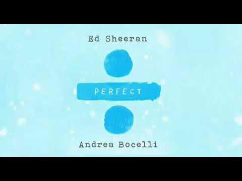 Video Ed Sheeran feat  Andrea Bocelli   – Perfect Symphony download in MP3, 3GP, MP4, WEBM, AVI, FLV January 2017