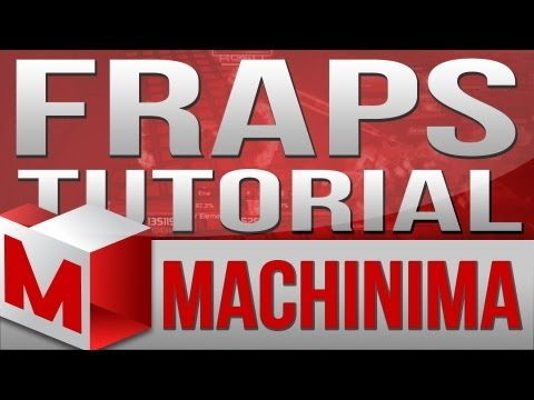 fraps - Tutorial on Website: http://bloodvein.net/2012/06/how-to-use-fraps/ Become a Legionnaire! http://www.facebook.com/BloodveinMovies http://twitter.com/bloodvei...