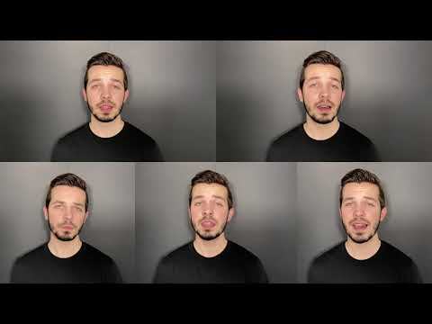 I Can't Outrun You - a cappella cover (Home Free, OPB Trace Adkins)