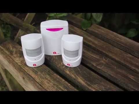 1Byone Driveway Alert System Review