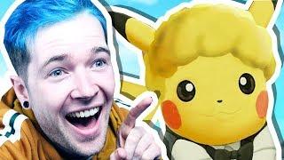 PIKACHU'S NEW HAIRCUT!! | Pokemon Let's Go Pikachu #3