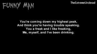 Video Hollywood Undead - Party By Myself [Lyrics Video] MP3, 3GP, MP4, WEBM, AVI, FLV Mei 2018
