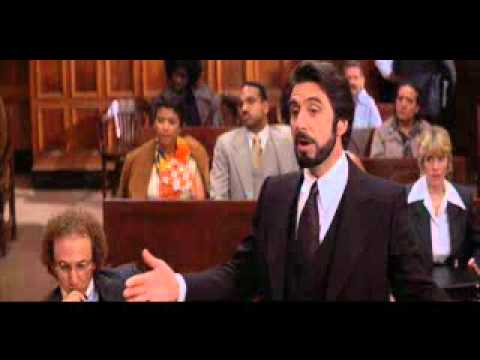 Carlitos Way - Courtroom Scene.wmv