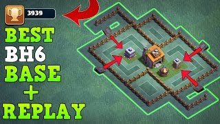 Clash of Clans Best Builder Hall 6 (BH6 Base) Anti 3 Star / Anti 2 Star Base Layout [Town Hall 6 (TH6) ] / Trophy Push Base / Trool Bases / shown Defensive Replay / Max Base / New Update 2017 CoC Builder Base Layout / Night Village. This Base created after the Update of Roaster and Night Witch. Bases done after CoC Versus Battle Update with New Troops and Buildings like Crusher, Multi Mortar, Push Trap, Cannon Cart, Bomber, Battle Machine aka New Hero, Gem Mine, Clock Tower, NEW ROASTER etc.Replay shown in video is Battle with all troops, including Raged Barbarian, Sneaky Archer, Boxer Giant, Bomber, Dragon, NIGHT WITCH.------------------- Thank You for Watching! ------------------➜ FASTEST WAY TO EARN FREE GEMS: http://cashforap.ps/finite➜ Please Like ,Share And Subscribe!!➜ Share: https://youtu.be/k1WaMKdQBBU ➜ Subscribe: https://goo.gl/AWuJLF ------------------------------------------------------➜ Bringing to you: Clash of Clans [CoC]  Attack Strategies and Raids  War Base layout  Farm Base layout  For Town Hall - TH7 TH8 TH9TH10 AND TH11  For Builder Hall –  BH3 BH4 BH5 BH6 BH7----------------------------------------­­­---------------------------------➜ Best Builder Hall 6 Attack Strategy! BHH6 Base!https://youtu.be/3sXeOKNtm9M ----------------------------------------­­­---------------------------------➜ Builder Hall 6 Base [BH6 Builder Base] Clash of Clanshttps://goo.gl/F5avxW ----------------------------------------­­­---------------------------------➜ How to 3 Star Popular Builder Base 5 [BH5]https://youtu.be/X1P3NHJu_u0----------------------------------------­­­---------------------------------➜ How to 3 Star Popular Builder Base 4 [BH4]https://youtu.be/o-e-yIPfG1U----------------------------------------­­­---------------------------------➜ Builder Hall 5 Base [BH5 Builder Base] Clash of Clanshttps://goo.gl/ZyQgy6 ----------------------------------------­­­---------------------------------➜ Builder Hall 4 Base [BH4 Builder Base] Clash of Clans https://goo.gl/kTviSh ----------------------------------------­­­---------------------------------➜ Builder Hall 3 Base [BH3 Builder Base] Clash of Clans https://goo.gl/NslbTB ----------------------------------------­­­---------------------------------➜Clash of ClansClash of Clans is an online multiplayer game in which players build a community, train troops, and attack other players to earn gold and elixir, and Dark Elixir, which can be used to build defenses that protect the player from other players' attacks, and to train and upgrade troops. The game also features a pseudo-single player campaign in which the player must attack a series of fortified goblin villagesNew Features:● Journey to the Builder Base and discover new buildings and characters in a new mysterious world.● Battle with all new troops, including Raged Barbarian, Sneaky Archer, Boxer Giant, Bomber, Cannon Cart, and the new Hero Battle Machine.● Go head to head with other players in the new Versus battle mode.Category: GameInitial release date: August 2, 2012Mode: Massively multiplayer online gameGenre: Strategy Video Game.Platforms: Android, iOS.Publisher: SupercellDeveloper: Supercell----------------------------------------­­­---------------------------------➜Music:Song: it's different - Shadows (feat. Miss Mary) [NCS Release]Music provided by NoCopyrightSounds.Video Link: https://youtu.be/UHbDJ1oPuGoDownload Link: http://NCS.lnk.to/ShadowsSong: Electro-Light – SymbolismMusic provided by NoCopyrightSounds.Video Link: https://youtu.be/__CRWE-L45k ----------------------------------------­­­---------------------------------Finite Gamer