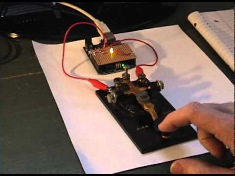 0 Une machine pour tweeter en Morse