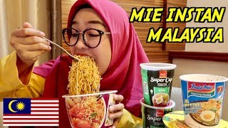 Video MAKAN MIE INSTAN DARI MALAYSIA. MP3, 3GP, MP4, WEBM, AVI, FLV April 2019