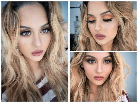 lip - I hope you enjoyed my warm and Cozy Cut Crease Makeup Tutorial + Kylie Jenner Lip Tutorial + I can write more words for the title to make it longer …lol J/k If you try the look out don't...