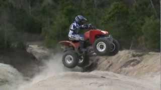 3. Honda TRX250X Nick G.