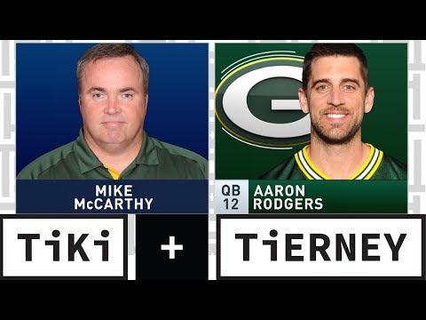 Video: Mike McCarthy and Aaron Rodgers True Relationship | Tiki + Tierney