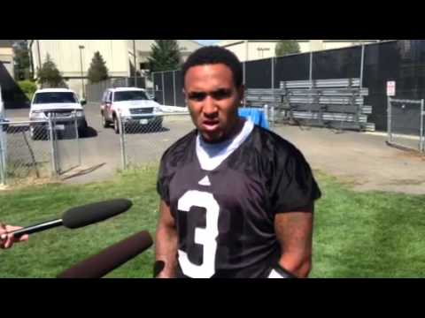 Vernon Adams Jr. Interview 8/7/2013 video.
