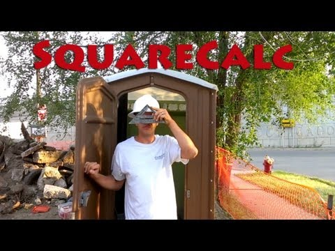Video of SquareCalc