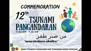 Mengenang 12 Tahun Tsunami Pangandaran