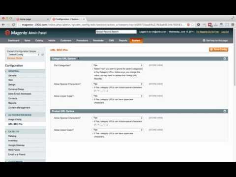 URL SEO Pro Magento Extension and 2 FREE SEO Tips