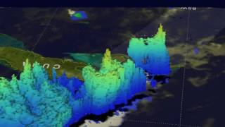 GPM Records Rainfall Over Gulf of Mexico by NASA