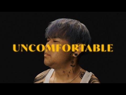 KnowKnow - Uncomfortable (Lyric Video)
