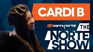 Video Cardi B Talks Nicki Minaj, Offset Relationship, Debut Album & More With Manny Norte MP3, 3GP, MP4, WEBM, AVI, FLV April 2018