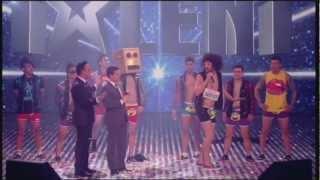 Video LMFAO - Party Rock Anthem/Sexy And I Know It (Britains Got Talent) MP3, 3GP, MP4, WEBM, AVI, FLV Juni 2019