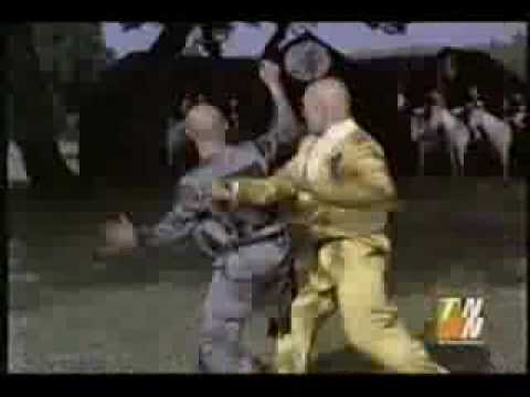 David Carradine VS Brandon Lee - Kung Fu: La película