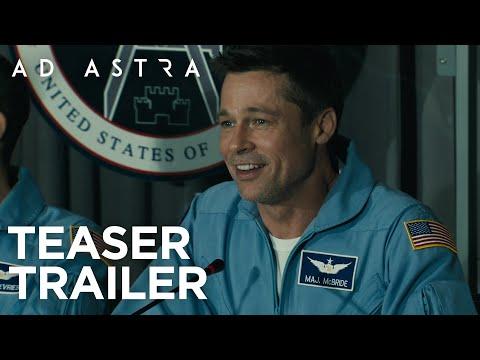 Preview Trailer Ad Astra, trailer ufficiale italiano