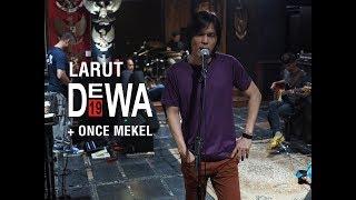 Download Video DEWA19 + ONCE - LARUT (LATIHAN STUDIO) HD MP3 3GP MP4