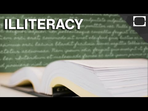 What Are The World's Most Illiterate Countries?