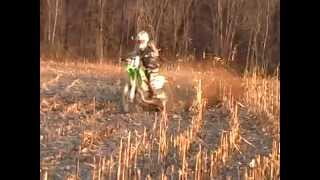 10. KX450F riding (must watch)