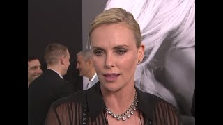 "With ""Atomic Blonde,"" Charlize Theron joins the parade of actresses heading big-budget actioners, but she won't take credit for the trend. (July 25)Subscribe for more Breaking News: http://smarturl.it/AssociatedPress