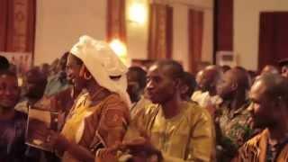 Lors de la convention nationale 2014 de la jci Mali tenue à Segou. Les enfants du club JCI Segou ont émerveillé la salle par une lecture du credo en langue ...