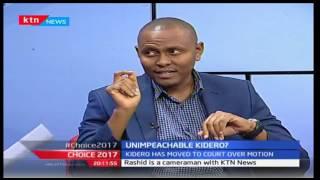 Choice 2017: Unimpeachable Kidero?(Part 1), 17/10/2016