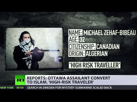 high - While the name of the Ottawa gunman is yet to be announced, a number of officials told numerous media that the shooter is believed to be Michael Zehaf-Bibeau, a recent Muslim convert, allegedly...