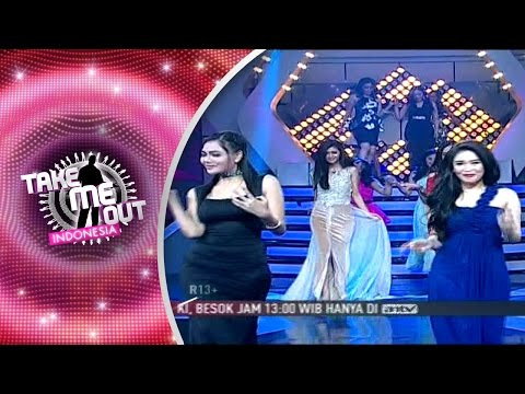 Single Ladies Beauty Parade - Episode 39 - Take Me Out Indonesia