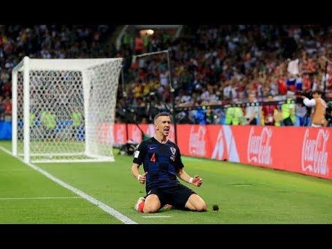 Croatia vs England 2-1 | All Goals and Extended Highlights | World Cup 2018 - From Stands