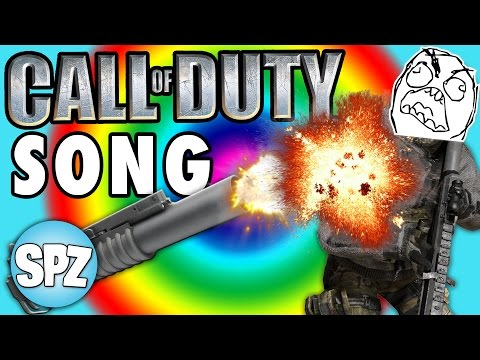 """Call of Duty Song Parody """"A Noob Tuber's Lament"""""""