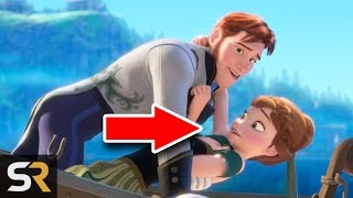 10 SHOCKING Things About DISNEY Couples Kids Would NEVER Know by Screen Rant
