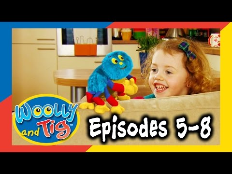 Woolly And Tig - Episodes 5-8